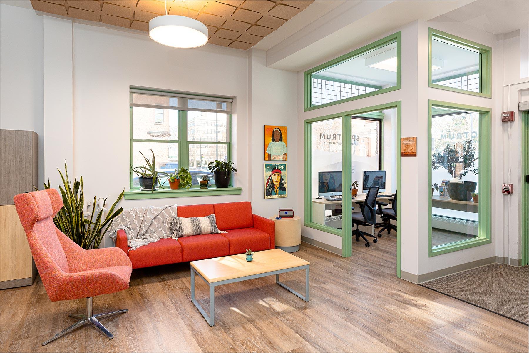 lounge spectrum design