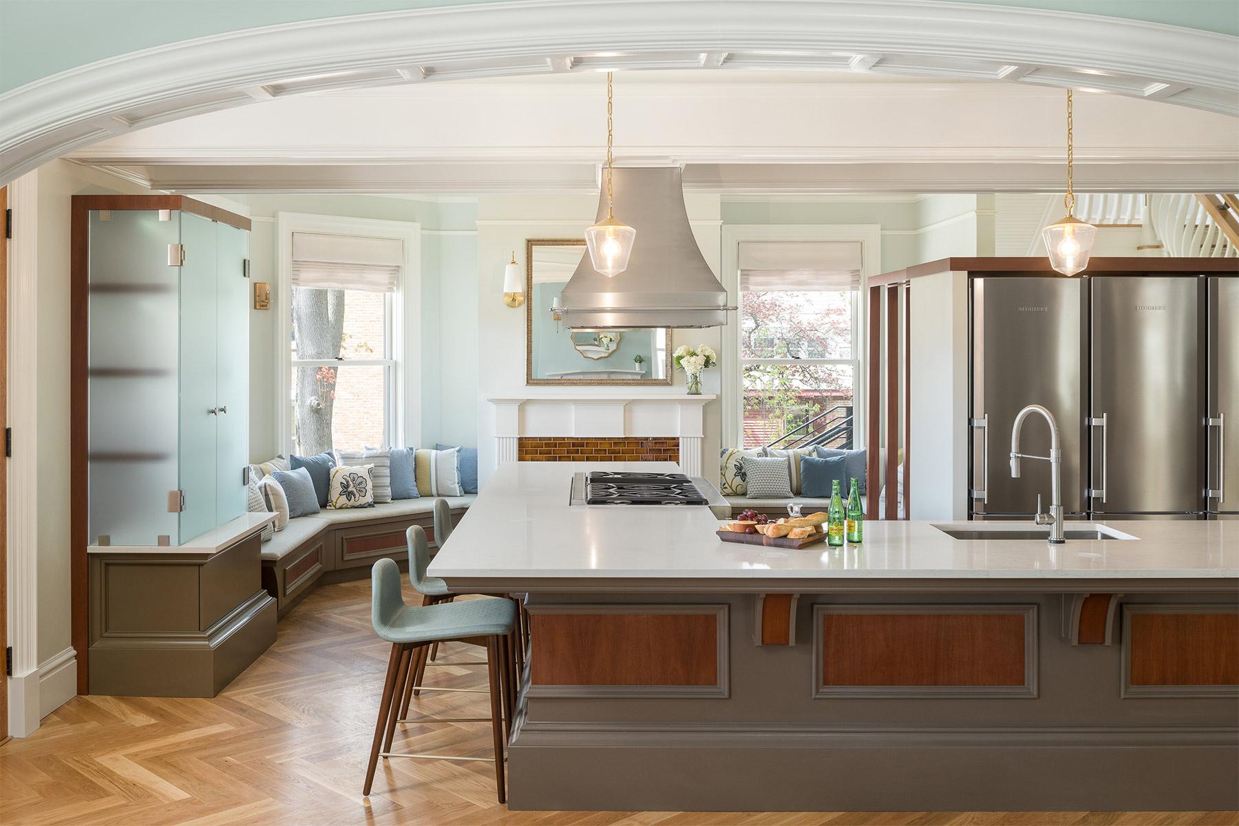 burdick kitchen interior design