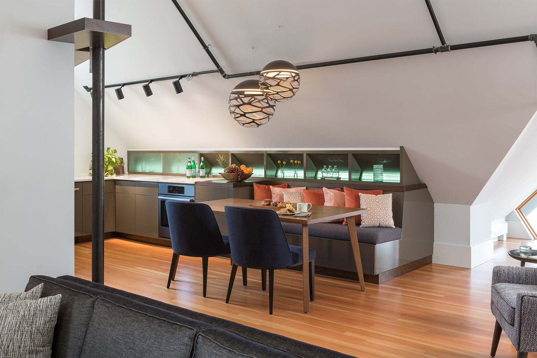 vermont commercial interior design